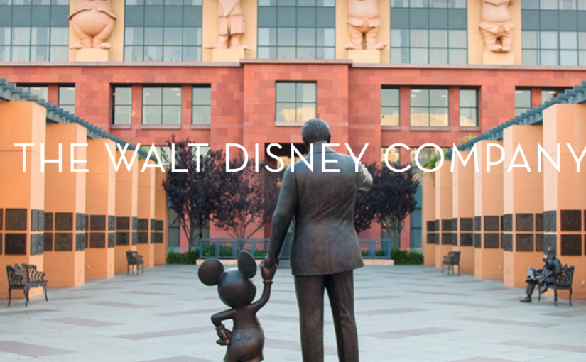 Building a web application inspired by Disney (Part One)